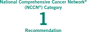 National Comprehensive Cancer Network® Category 1